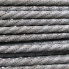 7MM PC Steel Strand Wire Rod For Prestressing