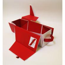 Folding Gift Boxes for Easy Shipment