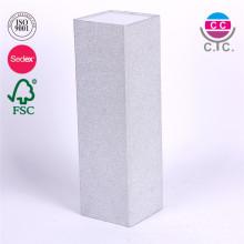 boîte de papier de carton sur mesure de haute qualité