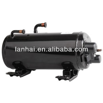 rv caravans top mounted air conditioner with horizontal rotary ac compressor