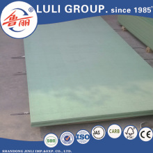 Green Color Water Proof MDF Board From Manufacturer