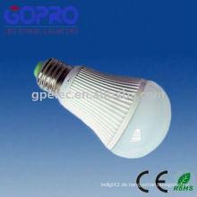 Hochleistungs-LED Birnen 7W mit CE & RoHS