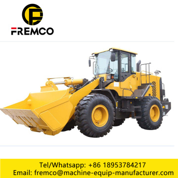 Hot Sale 5 Ton Chinese Wheel Loader