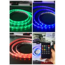 CE ROHS Grande promoção 3014 SMD 60LEDs 6W luz led strip