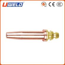 G1-P Punta da taglio per gas in ottone