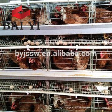 Käfig-Huhn / benutzte Huhn-Käfige für Verkauf