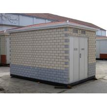 European Box-Type Distribution Power Transformer Substation From China Manufacturer