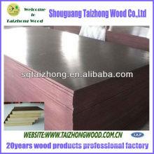 Hochwertiges schwarzes Phenolic Faced Sperrholz