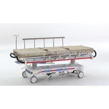 Luxurious hydraulic medical stretcher E-8