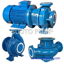 Close-Coupled End Suction Centrifugal Water Pump (EAZ)