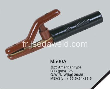 American Type Electrode Holder M500A