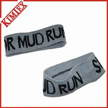 100% Acrylic Outdoor Promotional Jacquard Headband