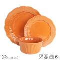 18PCS Ceramic Dinner Set High Quality