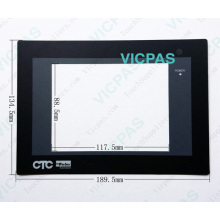 NOVO! Painel sensível ao toque Parker PA206Q-133 touchscreen