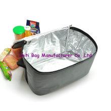 Alta qualidade quente personalizado frasco cooler sacos / nonwoven cooler bag