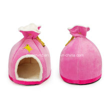 Money Bag Style Pet House for Dog or Cat