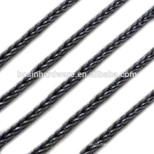 Fashion High Quality Metal 3mm Steel Foxtail Chain