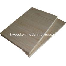 Chinês folhearam a madeira compensada para móveis e decoração
