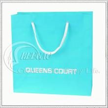 Лазурный/голубой бумаги для бумажного мешка (кг-PB037)