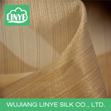 new style organza wedding/decorative/curtain fabric