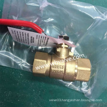 Professional Supplier of High Quality Brass Ball Valve