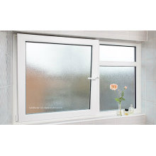 Toilet Bubble Glass Swinging Aluminium Windows Prices