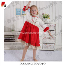 JannyBB floral embroidery party princess dress