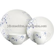 Fine porc chinoise Porland nouvelle collection de vaisselle en porcelaine ustensiles de cuisine ustensiles de cuisine