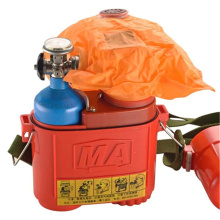 Mining Emergency Oxygen Self-Rescuer ZYX Series