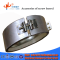 Keramikheizband mit Schraubzylinder für Extrusionsmaschine