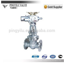 high-pressure motorized gate valve for 2015 hot new product