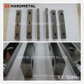 Carbide Cutting Tools (finishing and high precision)