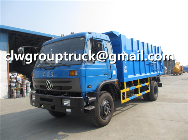 Dongfeng Compactor Garbage Truck
