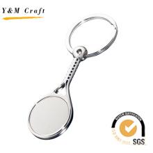 Sport keychain, Metal keychain (Y04399)