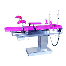 Adjustable Electric Surgical Operating Table For Obstetric
