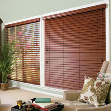 2014 decorative natural wood blind, wooden blind, wood window blind 50mm tilt mechanism wood venetian blinds