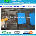 electrostatic spray Ral 9006 metallic powder coating