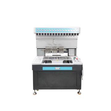 máquina para hacer teteras dispensadoras de silicona líquida