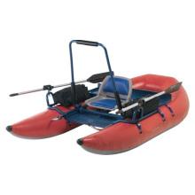 Neues Design-aufblasbares Ponton-Boot zum Angeln