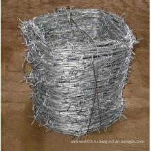 Гальванизированная Колючая Проволока/Гальванизированная Electro Производство Колючей Проволоки