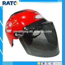 Fabriqué en Chine casque à mi-visage de moto d'été pas cher