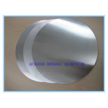 Cercle d'aluminium Pour les ustensiles de cuisine, cercle en aluminium pour autocuiseur, disque circulaire en aluminium pour usage de cuisine, disque circulaire en aluminium