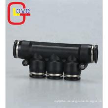 PK-Typ 5-poliger pneumatischer Anschluss aus Kunststoff