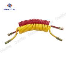 Tubulação de mangueira colorida da bobina do plutônio do transporte de ar