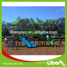 Joyful Outdoor Playground Slides for Kids LE.ZI.002