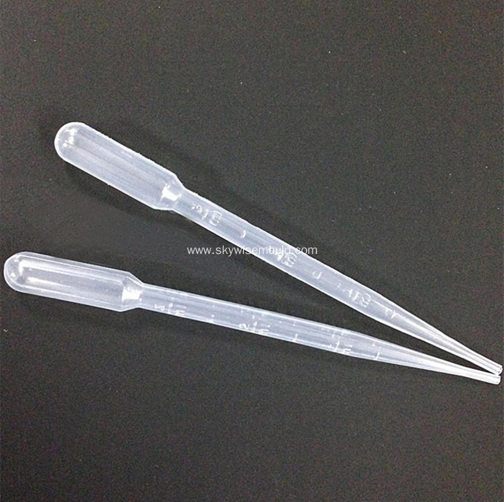 Plastic Disposable Medical Pipette Droppers Molding
