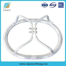 Best quality and factory for Preformed Armor Rod Aluminium or Galvanized Steel Grading Ring supply to Panama Wholesale