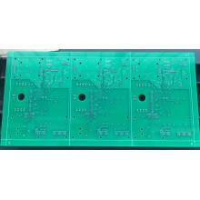 Low Cost for Quick Turn Peel Mask Board Green Peel mask PCB supply to Portugal Supplier