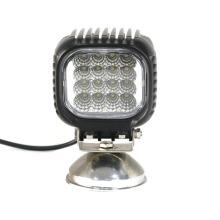 Luz de trabalho conduzida quadrado do poder superior 16led de Dc9-32v 48w