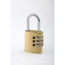 Segurança Full Brass combinação cadeado